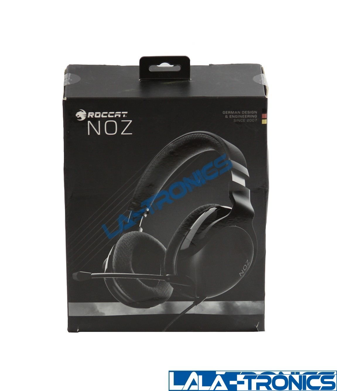 ROCCAT NOZ ROC-14-520-AS Stereo Gaming Headset - Black