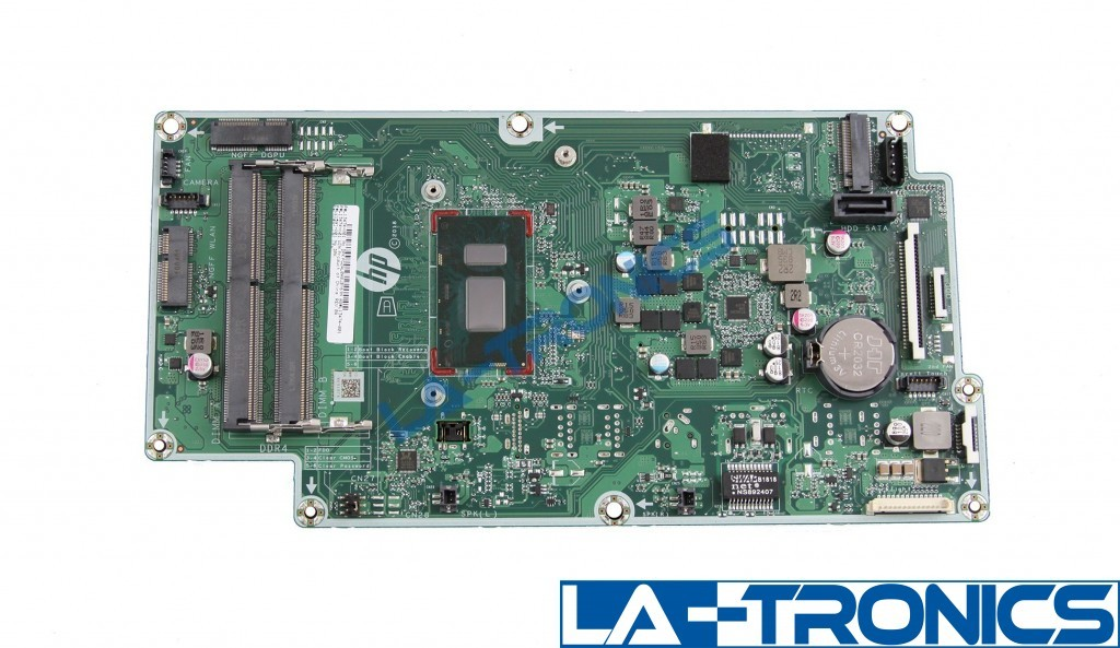 HP 22-C Series AIO All-In-One i3-8130U 2.20GHz Motherboard L13474-001