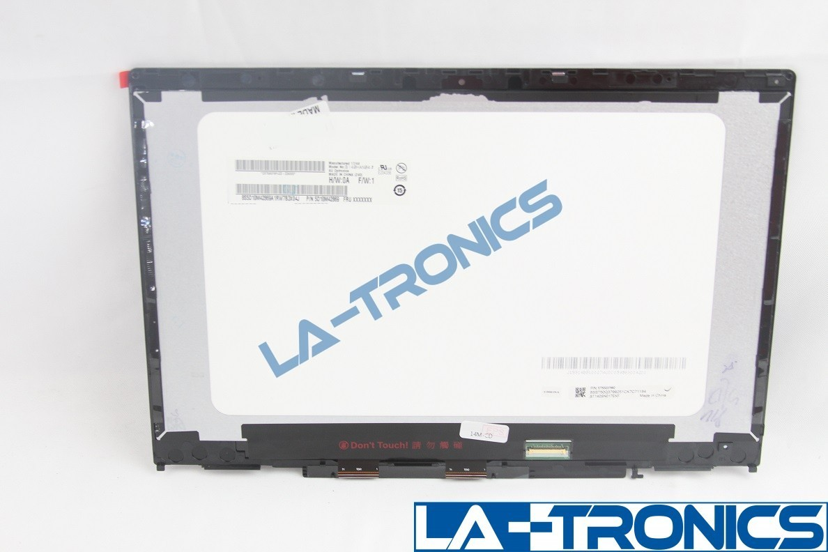 """New HP Pavilion 14"""" X360 14M-CD0005DX 14M-CD0006DX FHD LCD Touch Screen Assembly"""