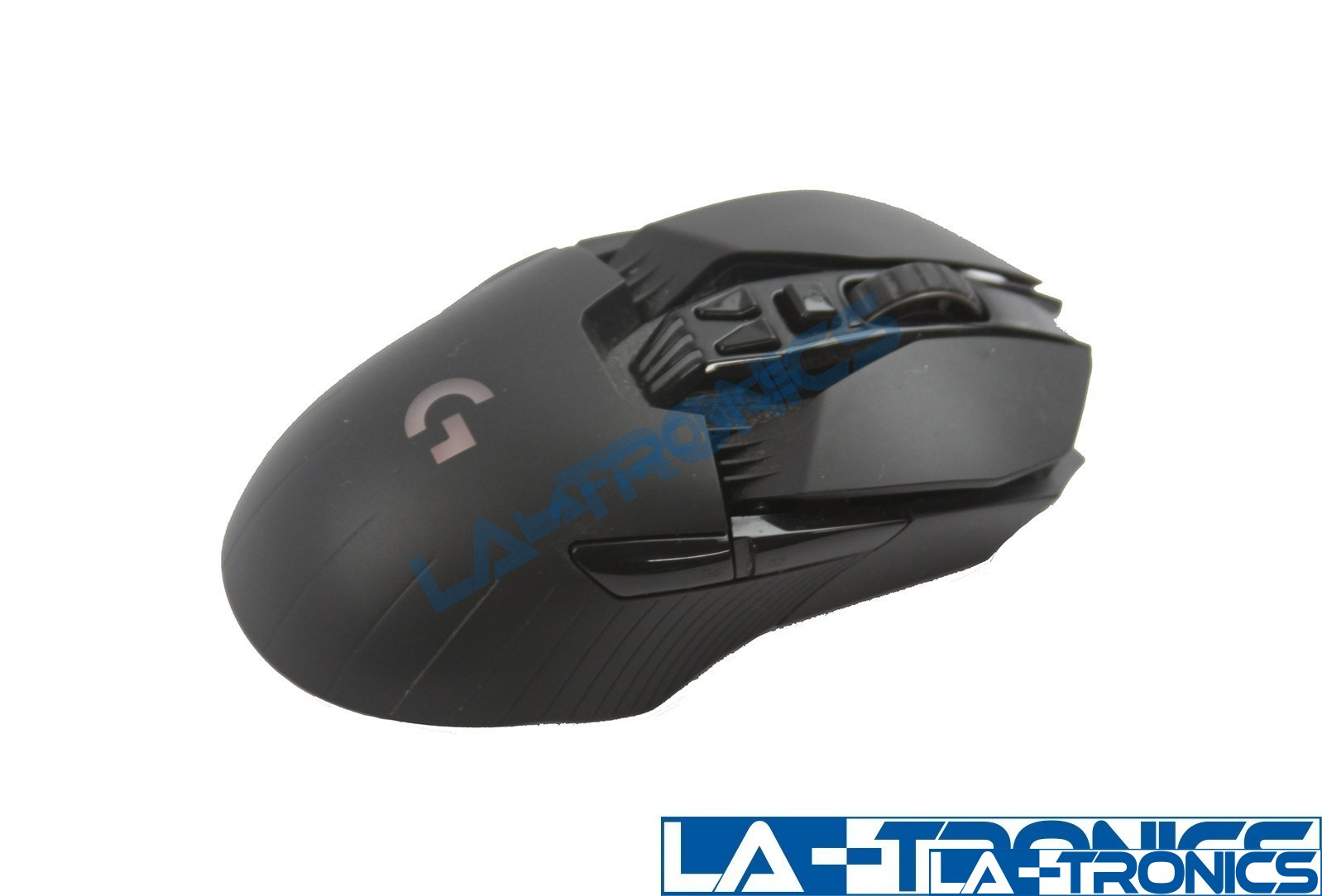 Title: Logitech G903 LIGHTSPEED Wired Optical Black Gaming Mouse - 910-005083