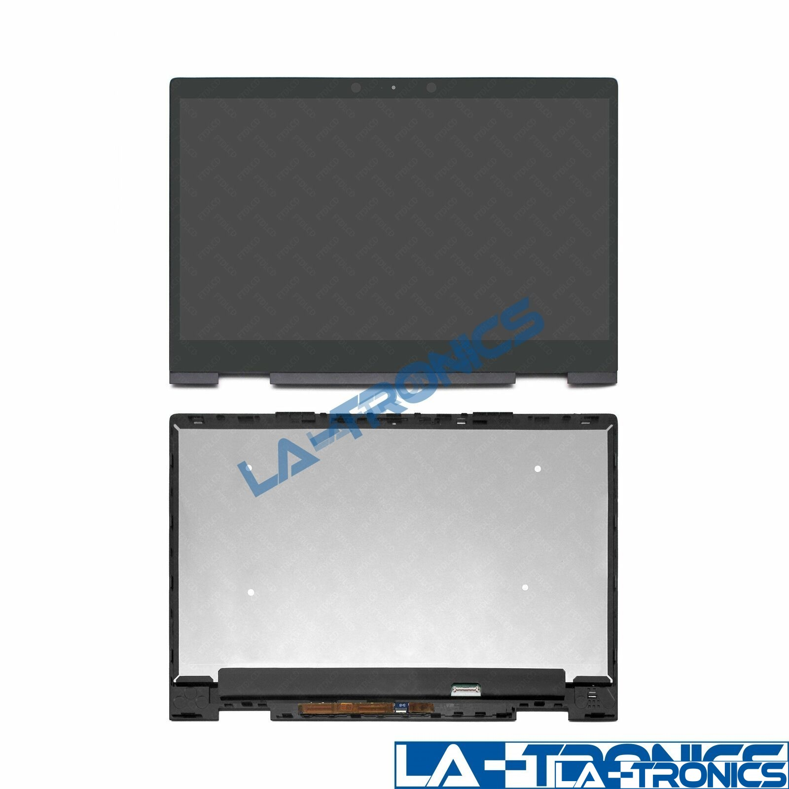 """New HP ENVY x360 15.6"""" FHD 15m-bp111dx LCD Touch ScreenAssembly + Frame 30PIN"""
