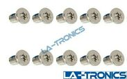 10pcs Bottom Cover Screws For Dell XPS 13 9350 9360 XPS 15 9550 9560 9570 M5510