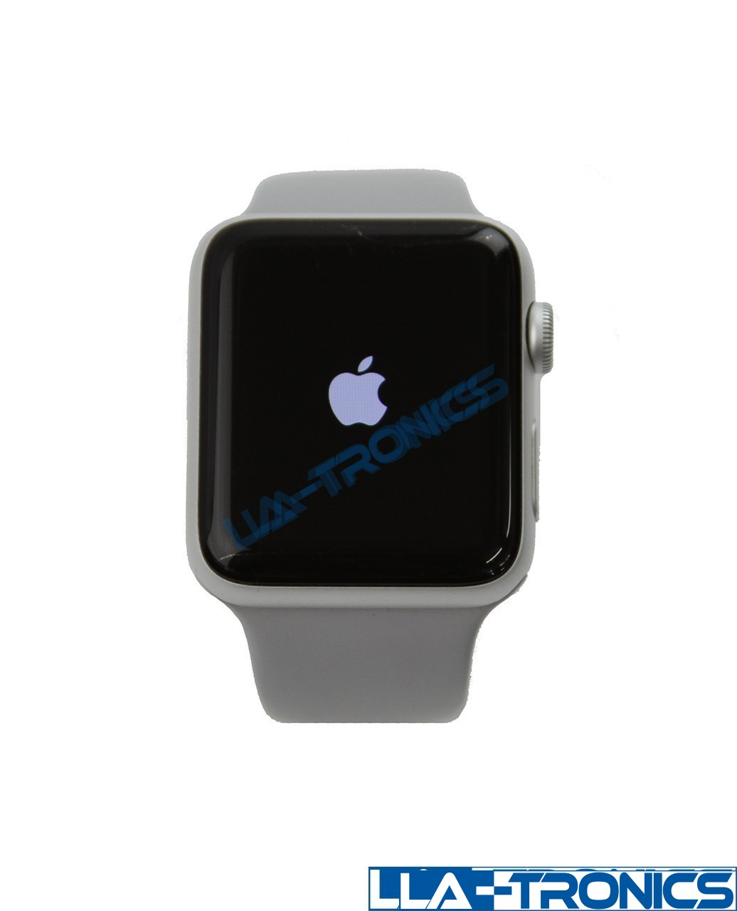 Apple Watch Series 3 Model A1859 42mm GPS Aluminum - Silver