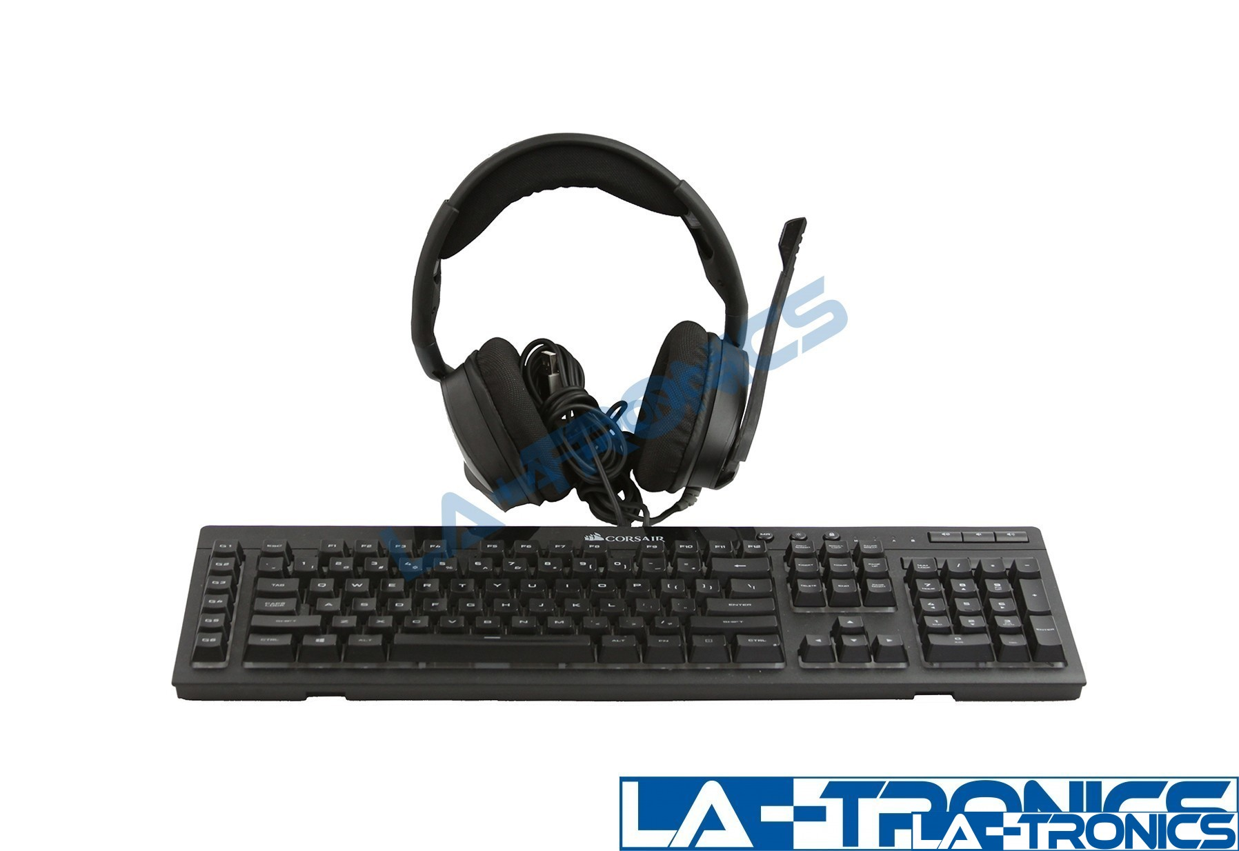 CORSAIR Essential Wired Gaming Mouse & Keyboard Bundle CH-9206215-NA