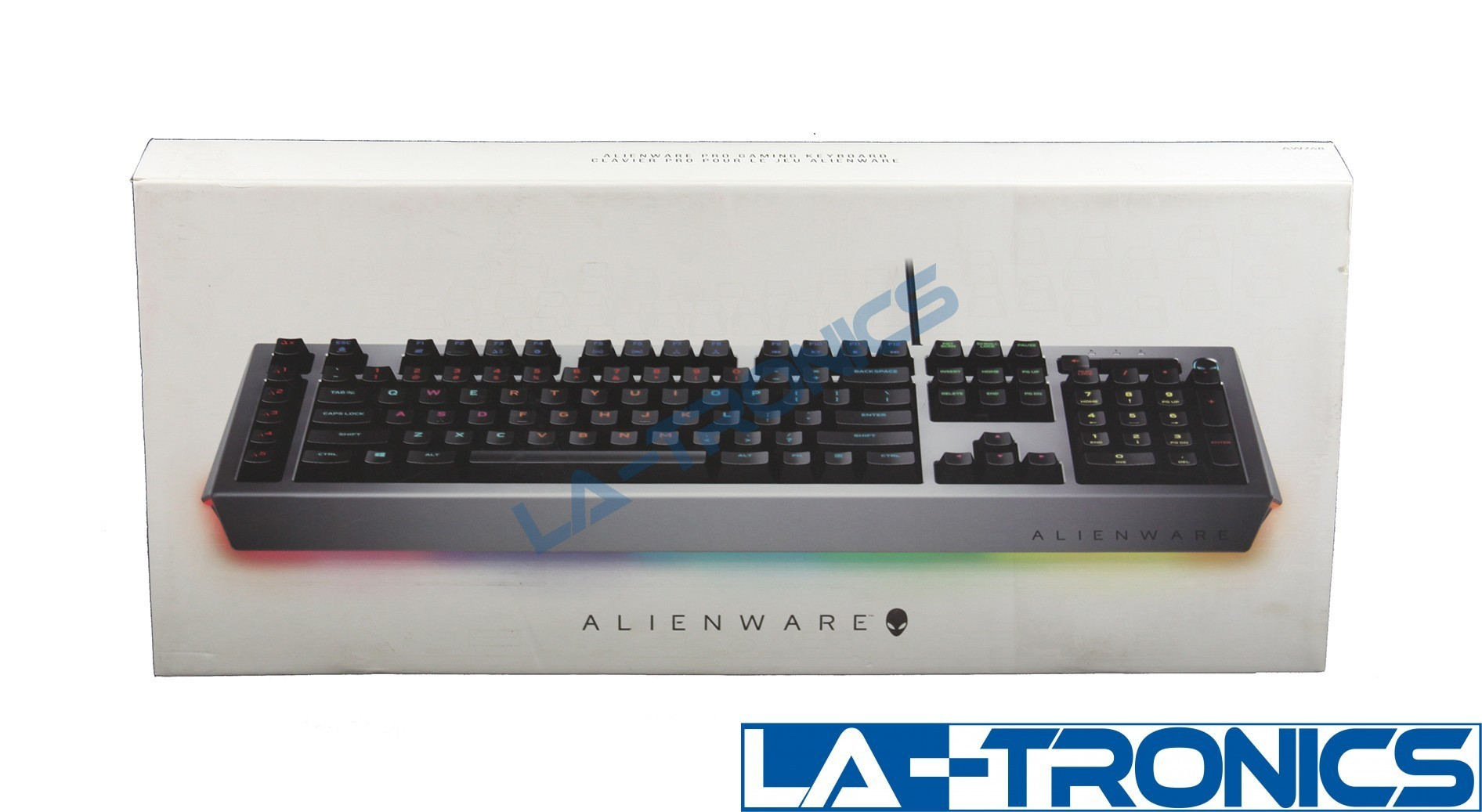 Dell Alienware AW768 Pro Wired Gaming Mechanical Keyboard