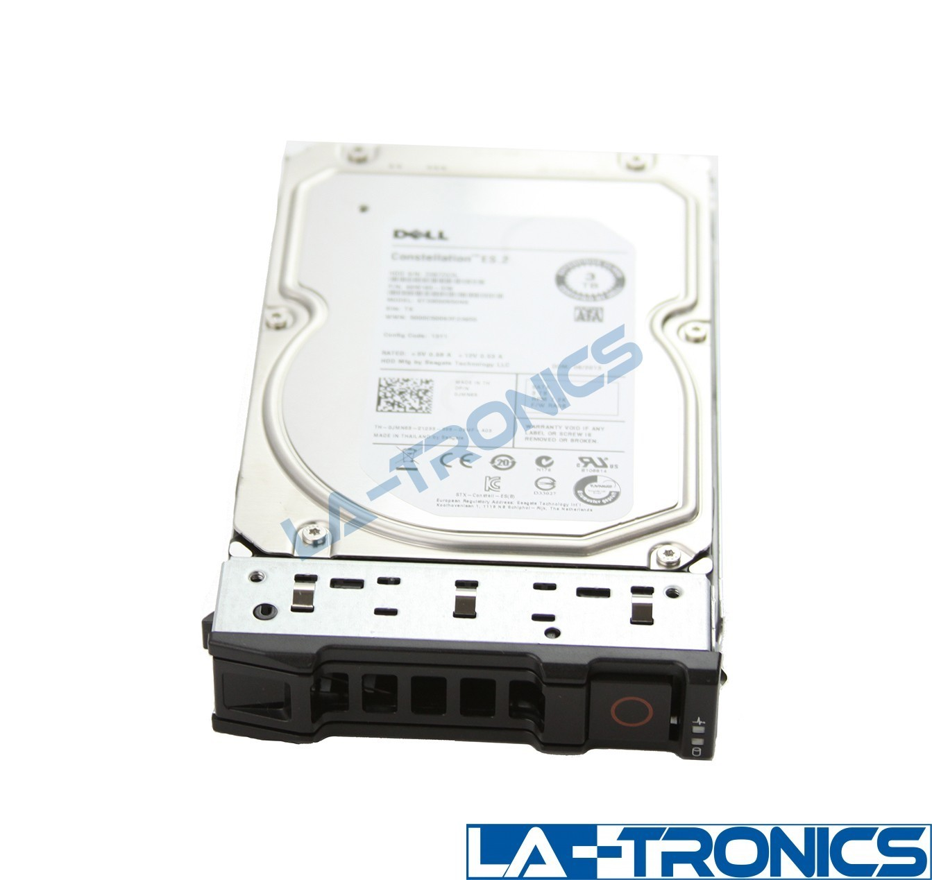 NEW Dell Constellation ES.2 ST33000650NS 3TB 7.2K 6G 3.5