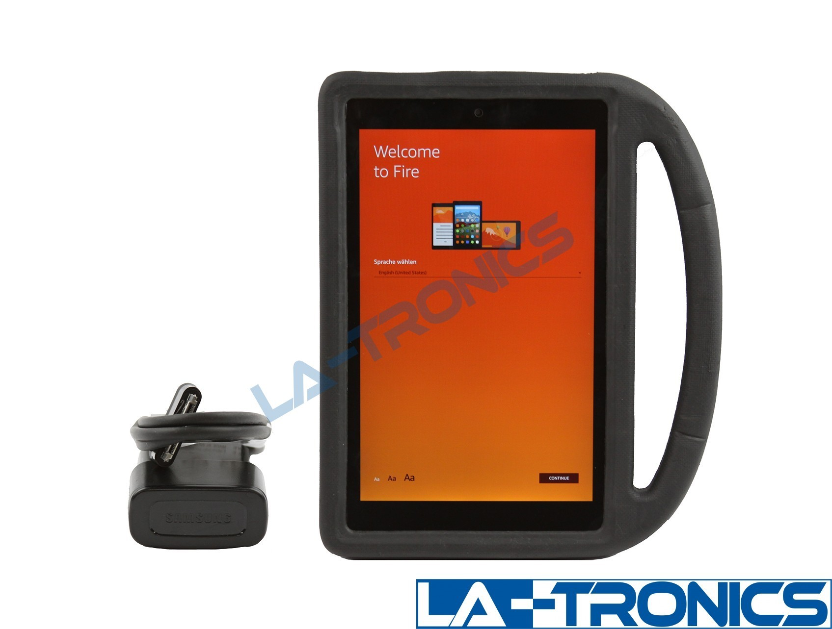 Amazon Fire HD10 7th Generation Tablet 10.1