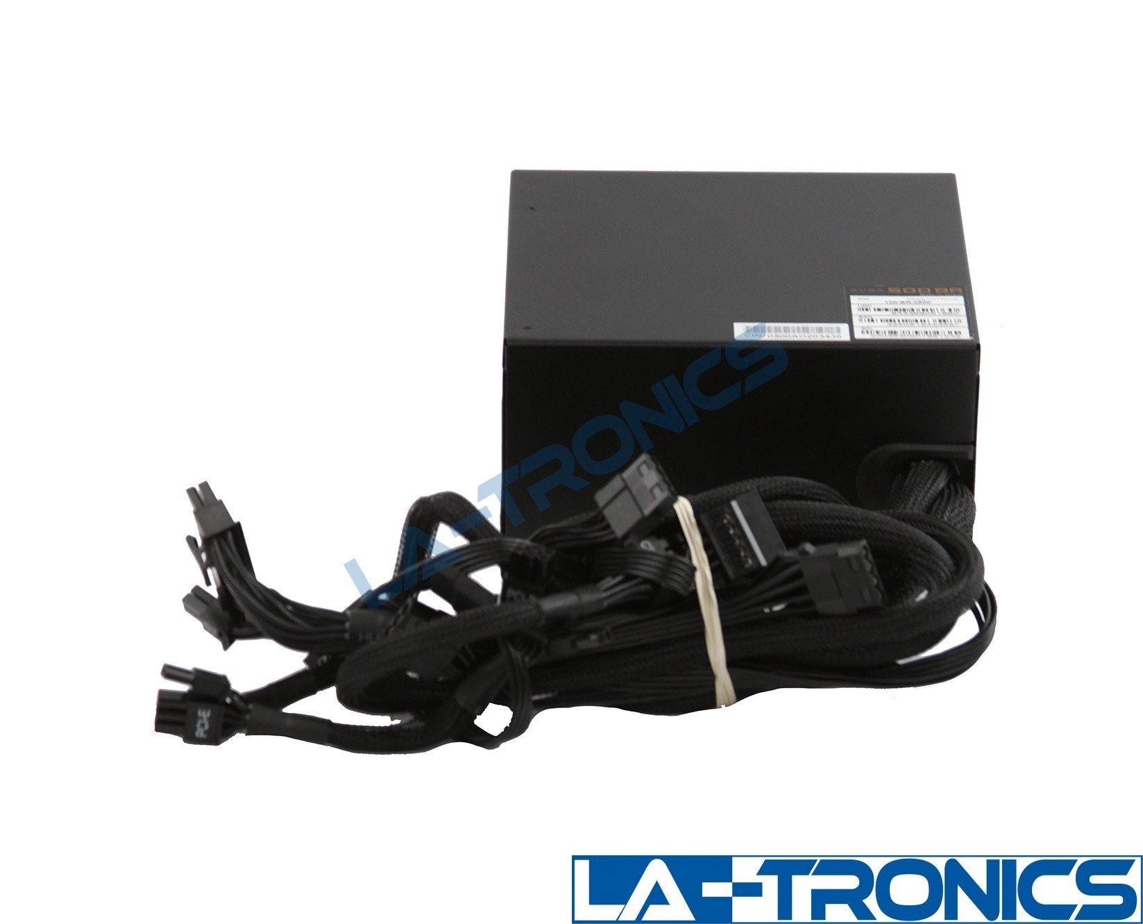 EVGA 500 BR 500W SLI CrossFire 80 PLUS BRONZE Non-Modular Power Supply