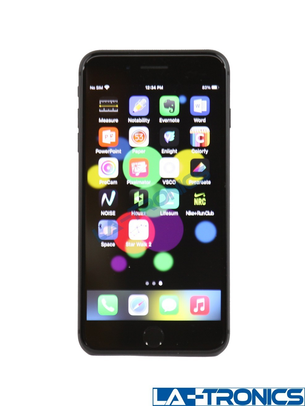 Apple iPhone 8 Plus A1864 64GB Space Gray - Display Demo