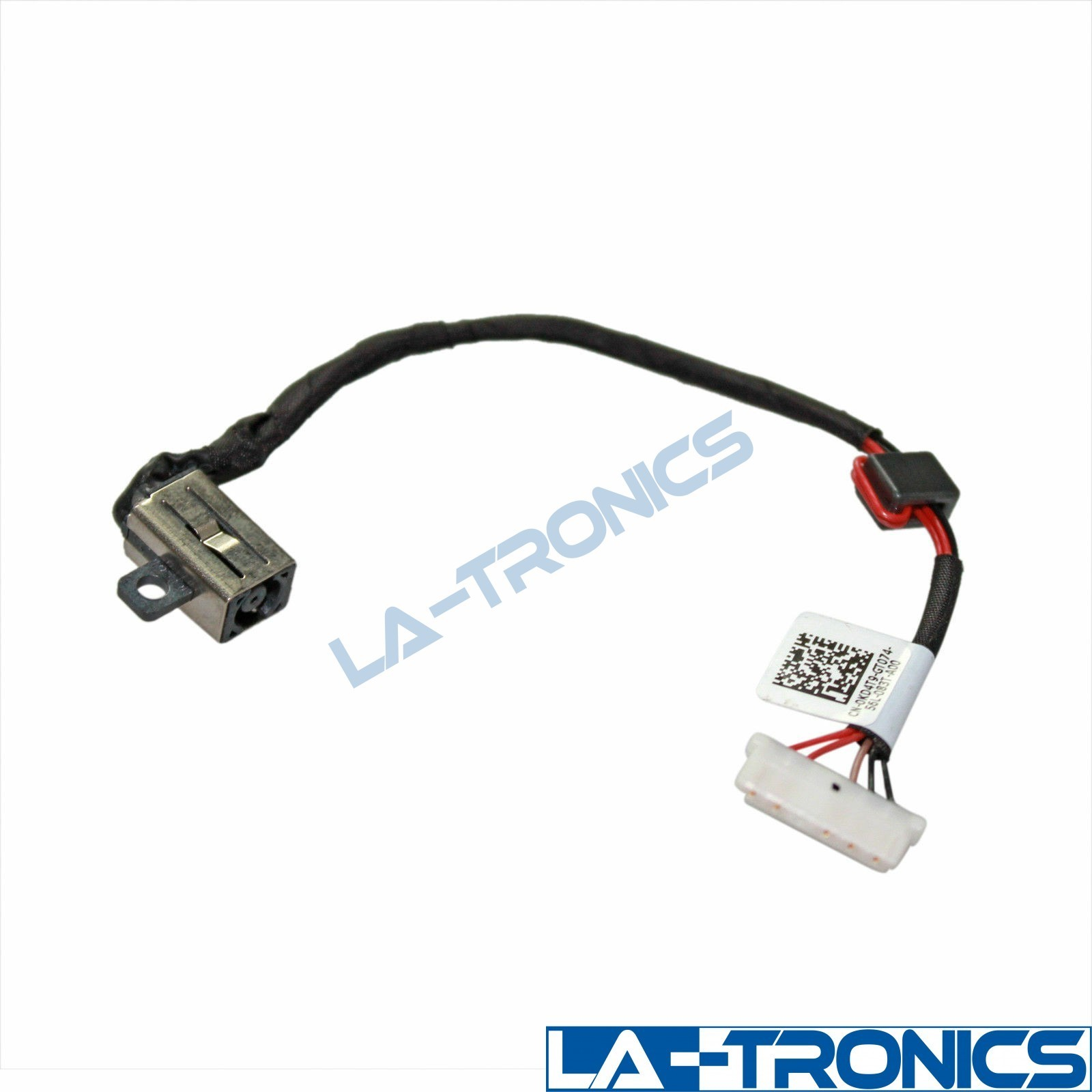 Dell Inspiron 14 5458 DC POWER JACK CABLE HARNESS DC30100UD00 30C53 0KD4T9