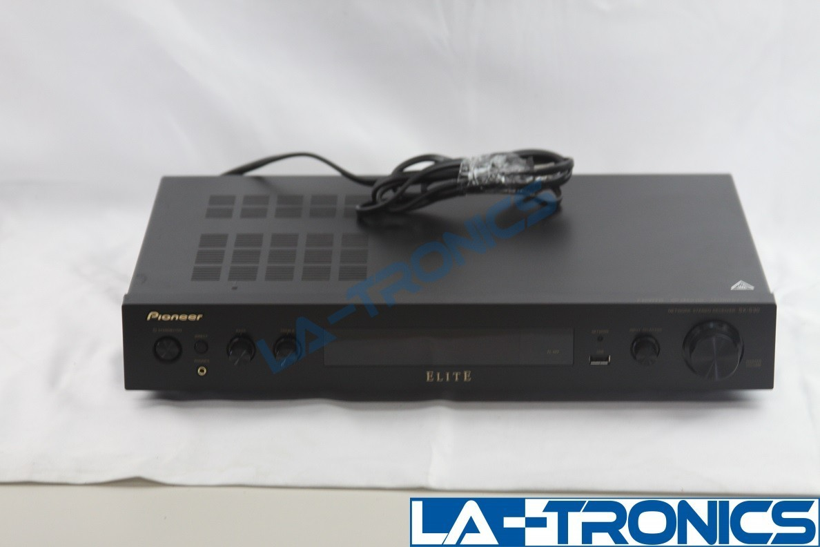 Pioneer Elite SX-S30 2.0-Ch. Stereo Network A/V Home Theater Receiver HDMI