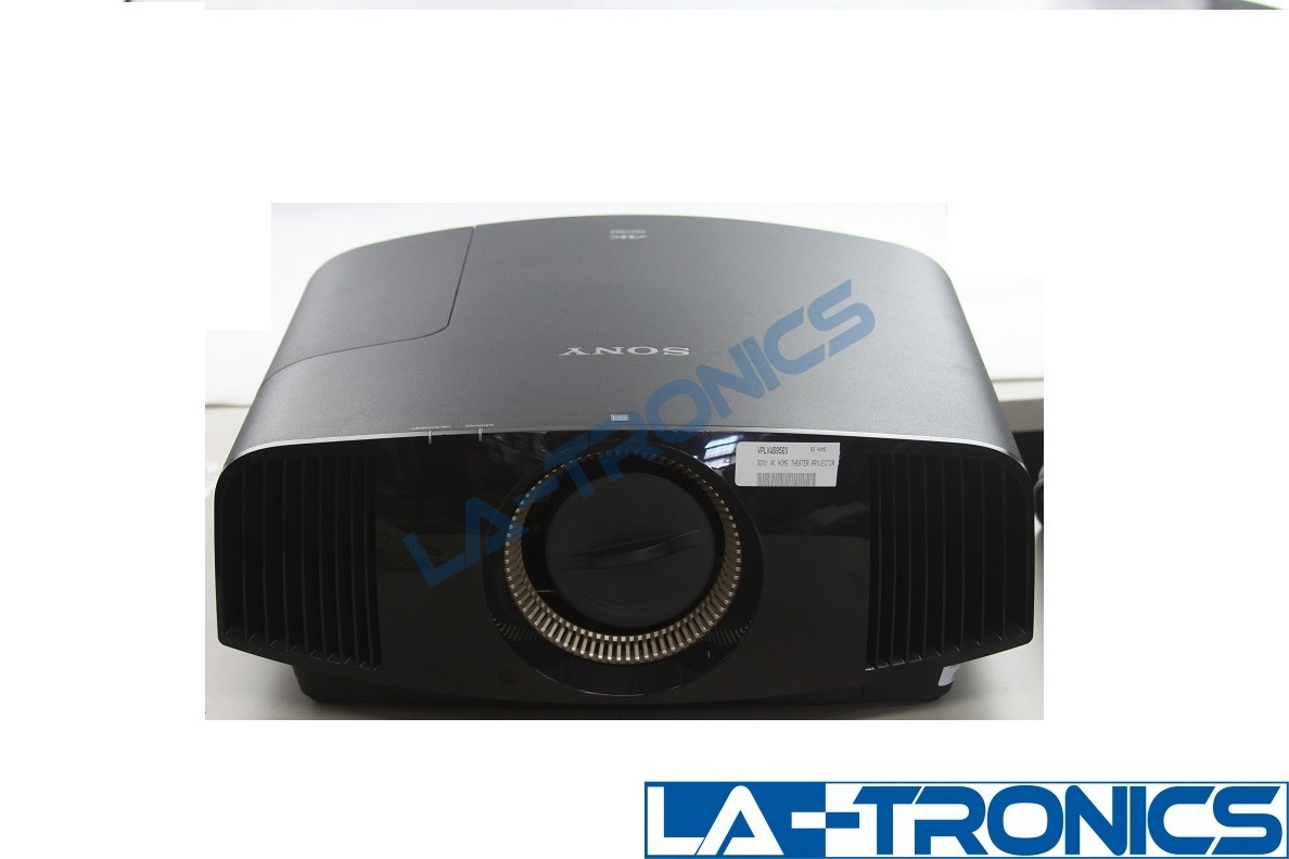 Sony VPL VW695ES SXRD 4K Home Theater Projector With HDR Black