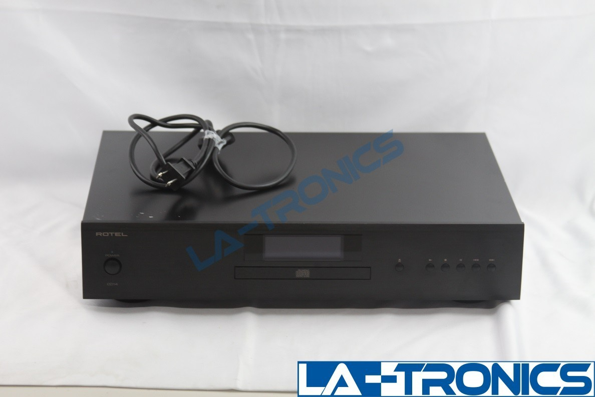 Rotel CD Compact Disc Player N1509 BLACK
