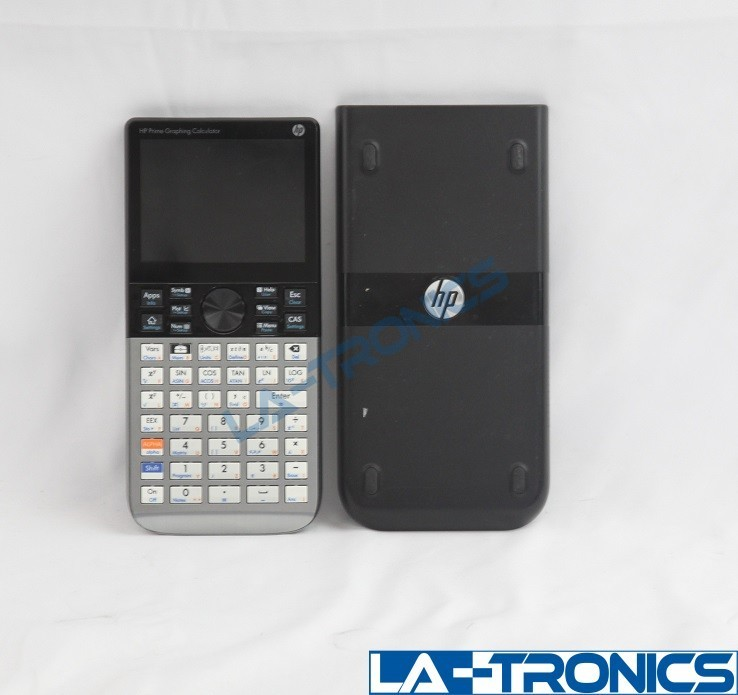 HP Prime Graphing Calculator Touch Screen CALCULATOR ONLY