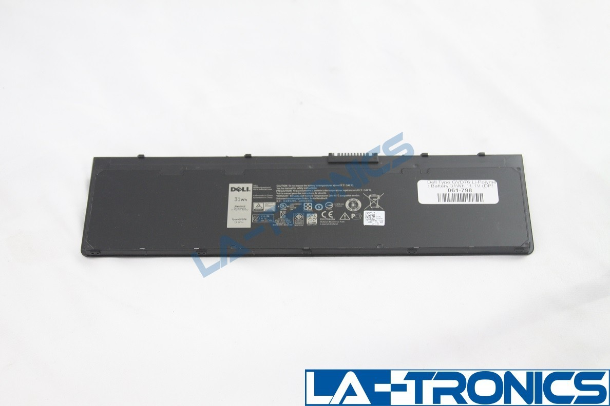 31Wh 11.1V GVD76 Battery For Dell Latitude E7240 E7250 Y9HNT 0Y9HNT