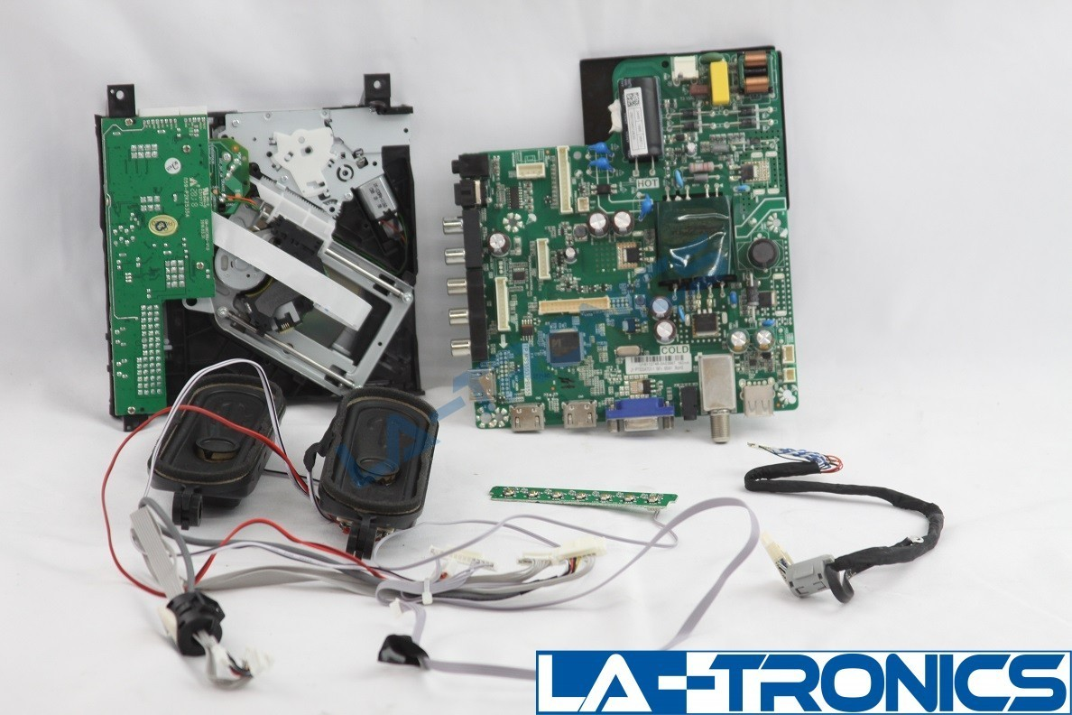 WESTINGHOUSE WD32HKB1001 TV MAIN BOARD TP.MS3553 WITH SPEAKERS WITH DVD