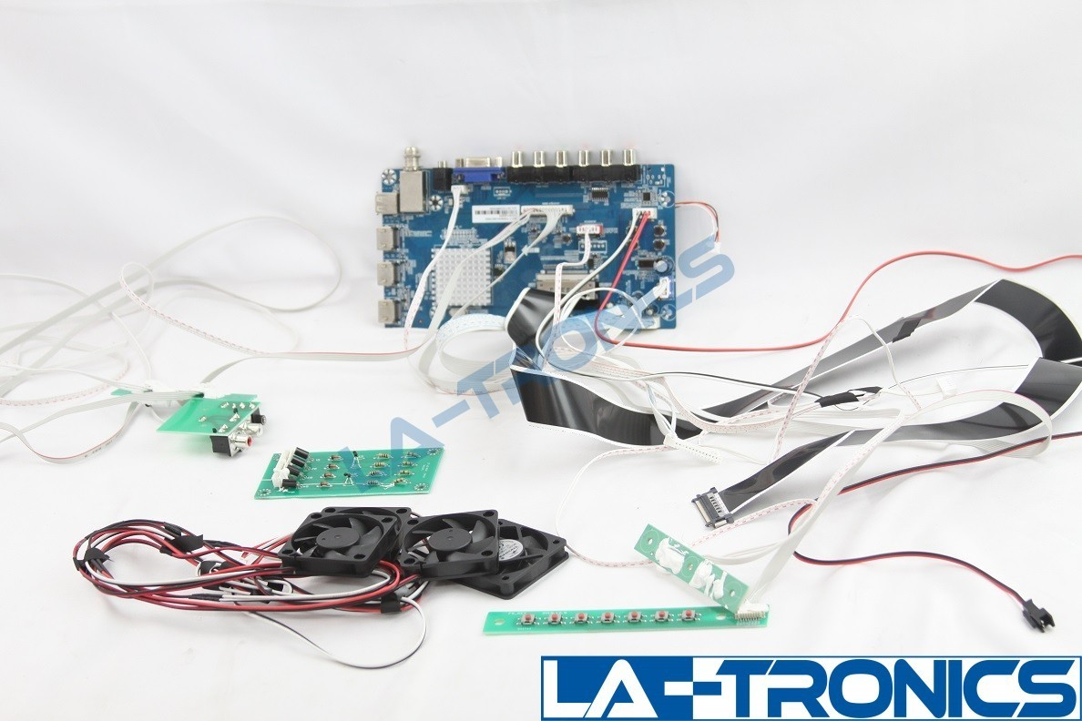 Furrion Aurora Main Board CV3458H-A  7.T3458HA BH-20255 With Cables With Fans