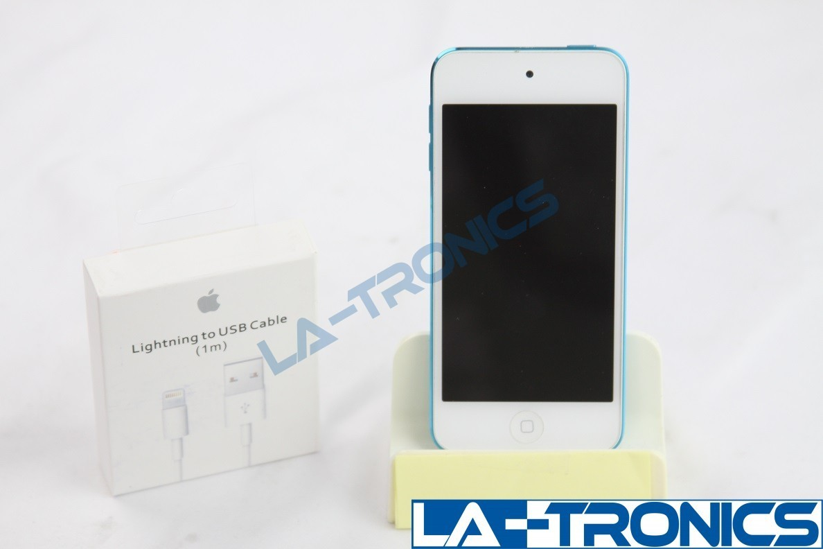 Apple IPod Touch 5th Generation 32GB A1574 Blue MD717LL/A