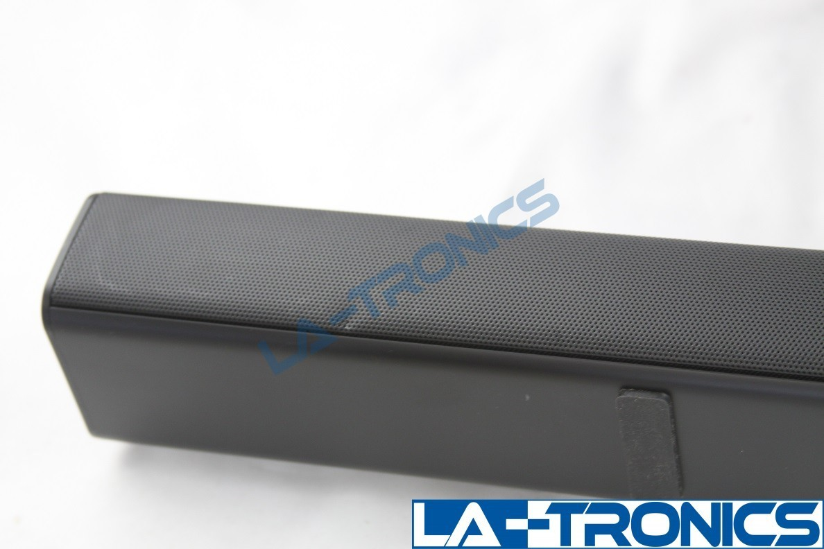 Insignia 2.1-Channel 80W Sound Bar System With Wireless Subwoofer