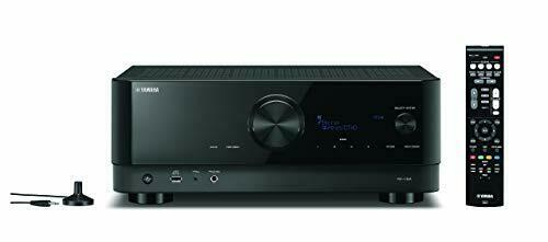 Yamaha RX-V6A 7.2 Channel 8K AV Home Theater Receiver With MusicCast