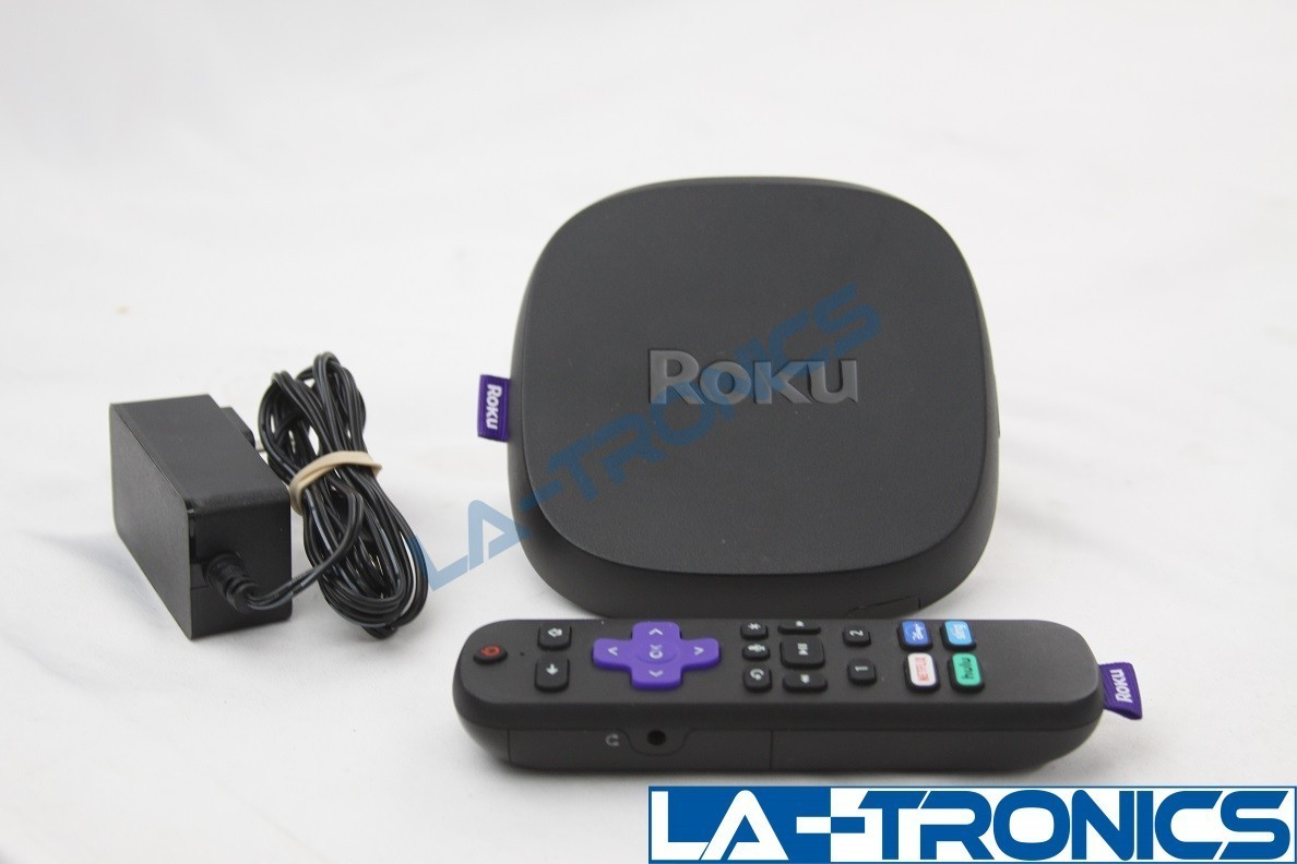 ROKU Ultra 4800X 4K HD HDR Streaming Media Player Vision-Atmos Voice Remote