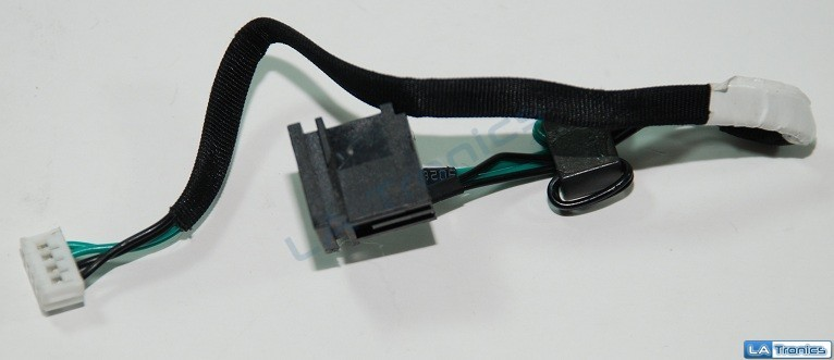 Toshiba Satellite L355D 6017B0148601 DC-In Power Jack W/Cable Tested Genuine
