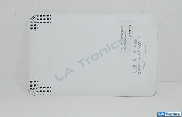 Amazon Kindle Keyboard Battery Back Door Cover White Genuine Great Condition
