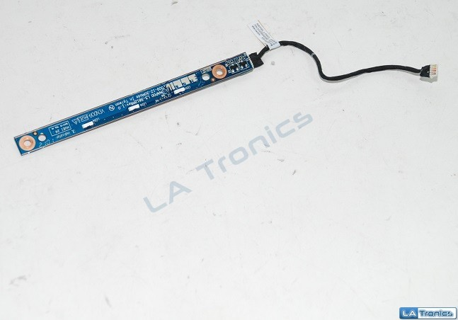 Dell Alienware M11x R2 Genuine LED Auxilary Board+Connector LS-5812P DC02000ZO00