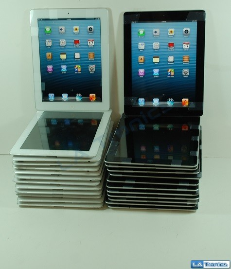 25X LOT Apple iPad 3 16GB  Wifi MC705LL/A MD328LL/A 3rd Generation A1416 Tablets