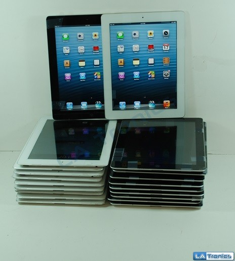 20X LOT Apple iPad 2 32GB Wifi MC980LL/A, MC770LL/A 2nd Generation A1395 Tablets