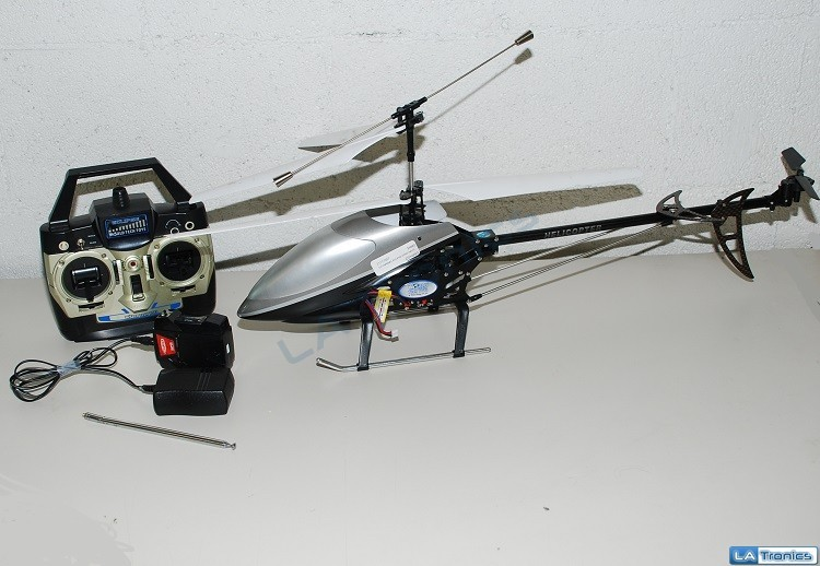 """GYRO Metal Eclipse 3.5CH Electric 31"""" RTF Remote Control Helicopter"""
