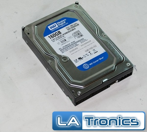 Details about western digital blue 160gb 7200 rpm internal 3 5 ide